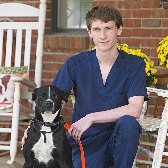 Aaron </br>Veterinary Assistant photo